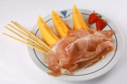 Prosciutto crudo e melone