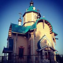 Church in Honor of the Mother of God of the Theodore