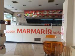 Cadde Marmaris Bufe