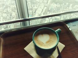 Skytree Cafe Floor 340