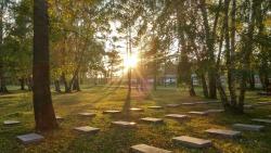 Lisikhinskoye Cemetery