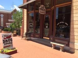 Oklahoma Frontier Drugstore Museum