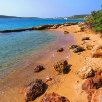 Lageri beach