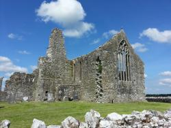 Clontuskert Augustinian Friary