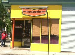 All Star Sandwich Bar