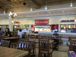 Food Court-Tanger Outlet Center