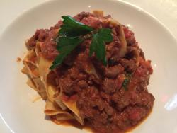 $19.50 Pasta with Bolognese