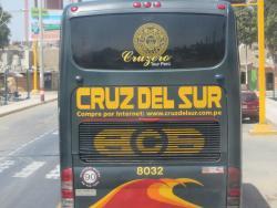Transportes Cruz del Sur