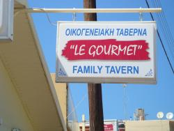 Le Gourmet Taverna