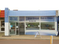 Blue Oceans Fish & Chips Augusta