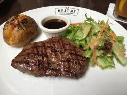 Meat Me Steakhouse Kota Kasablanka