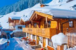Alpine village Anno Dazumal