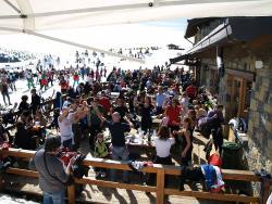 Festa invernale.....Musica, bella gente e neve!!