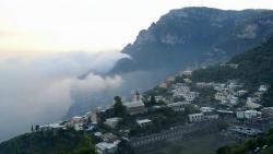 View of Positano/Montepurtoso
