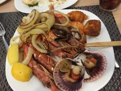 Sushi Wok Palato D'oro