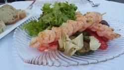 Empfehlenswert - Salat Mediterran