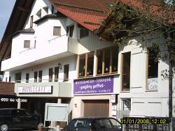 Hotel-Garni Silberdistel