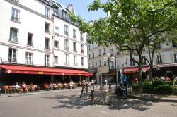 Mercato di Rue Mouffetard
