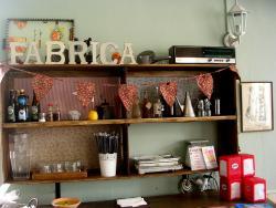 Café na Fábrica - Lx Factory