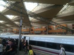Estación AVE