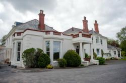 ‪Moryd Restaurant, Mansion House Llansteffan‬