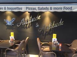 Cafeteria Attitude&Aptitude