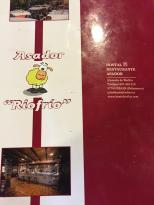 Hostal Restaurante Riofrio, C.B.