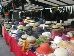 Mercado callejero Plaza de la Bastilla