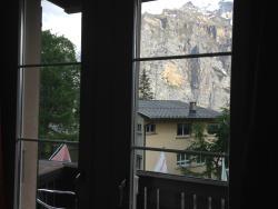 balcony window view