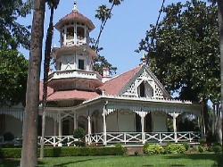 Historic Los Angeles Arboretum Tour