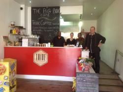 The Big Box Cafe