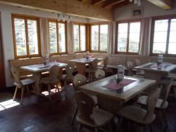 Berggasthaus Albula Hospiz