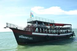Pattaya Fishing Boat