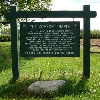 Comfort Maple Conservation Area