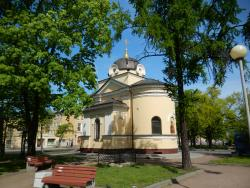 Chapel in Honor of Our Lady of Tikhvin