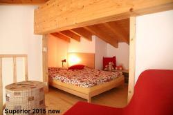 Quadruple room / Vierbettzimmer Superior