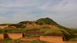 Chandavaram Excavation Site