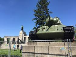 Soviet Memorial Tiergarten