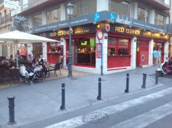 Red Corner Sports Bar