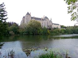 Saint Peter's Abbey of Solesmes