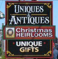 Uniques and Antiques