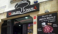 Ibericos Nobleza Charra