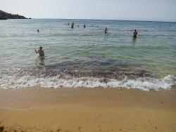 Море не очень чистое