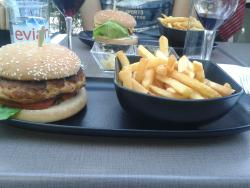Marriott Champs Elysee Terrace Cafe