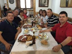 Restaurante El Rincon De Luis Carballo