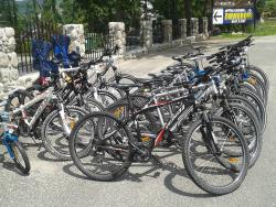 U Holka Bicycle Rental
