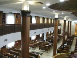 Marina Roscha Synagogue at the Moscow Jewish Community Center