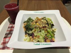 Salad Creations - Brasilia Shopping