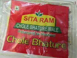 Sitaram Ke Special Chole Bhature