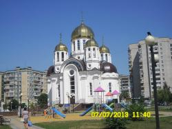Church in Honor of the Pochayevskaya Icon of Our Lady